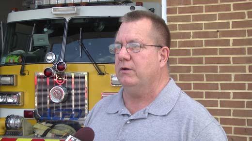 Augusta County Supervisor Terry Kelley