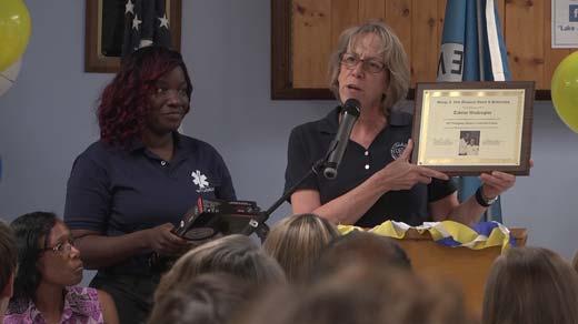 10 EMTs earned graduation certificates