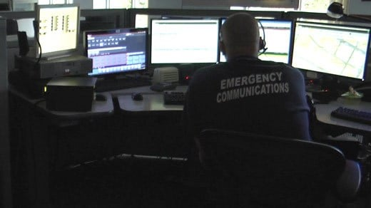 Emergency Communications Center (FILE IMAGE)