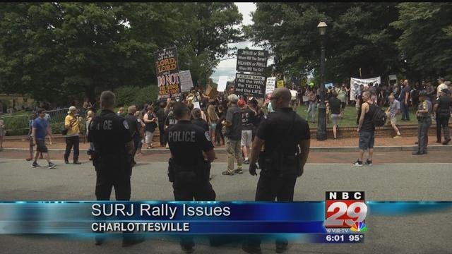 Galerry SURJ Seeks to Prevent Planned Emancipation Park Rally