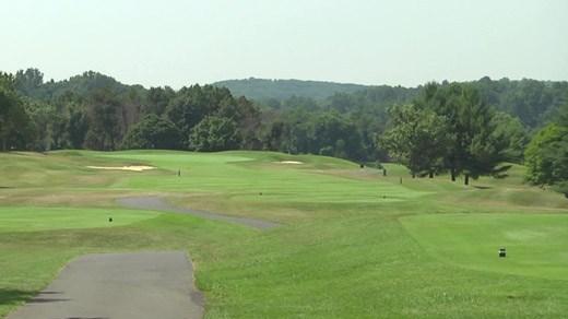 Birdwood Golf Course in Albemarle County