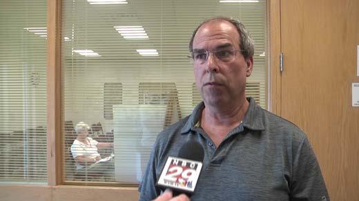Peter Benson, Greene County resident