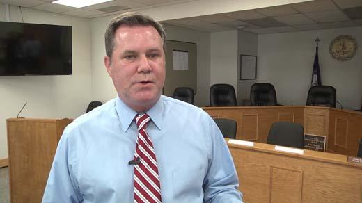 John Barkley, Greene County administrator