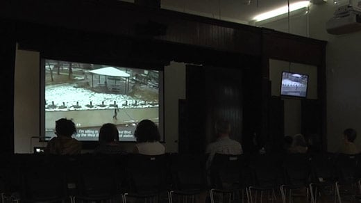 Maupintown Film Festival at the Jefferson School in Charlottesville