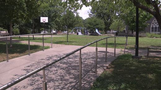 McGuffey Park in Charlottesville