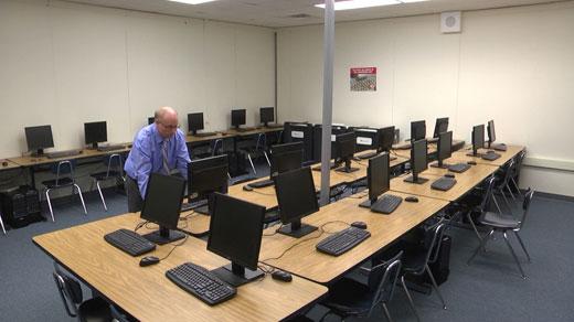 at Orange County Public Schools
