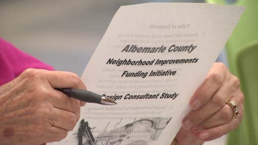 The Crozet community met Wednesday to discuss how to spend NIFI funds allocated to the community
