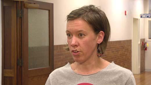 Lara Mack of Appalachian Voices