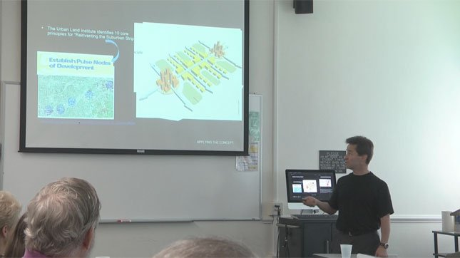 PACC Discusses Plans to Make Rio Road More Transit-Friendly and Reduce Traffic