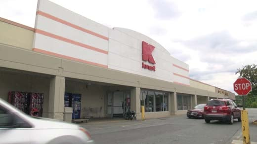 Kmart on Hydraulic Road in Charlottesville