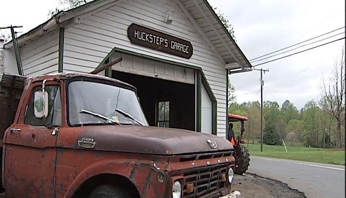 The garage started servicing cars, trucks, and farm equipment back in 1946 and the business has stayed in the family ever since.