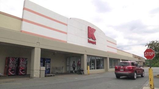 K-Mart in Charlottesvile