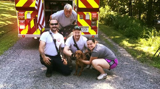 Photo Courtesy: Ruckersville Fire Department