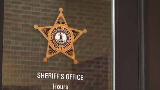 Albemarle County Sheriff's Office (file photo)