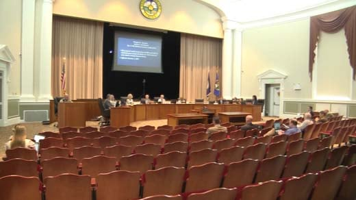 The Albemarle County Board of Supervisors approved four ordinances Wednesday