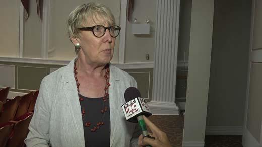 Albemarle County Board of Supervisors member Diantha McKeel