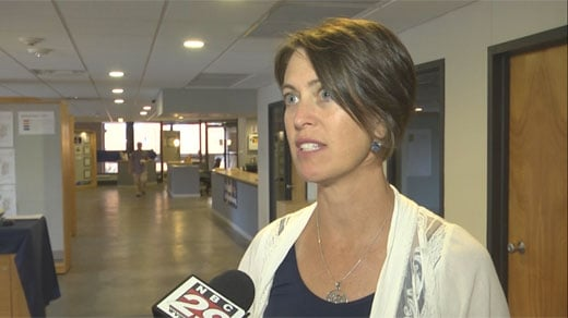 Terri Kent, RWSA communications manager
