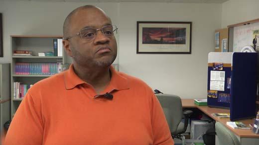 Juandiego Wade, City of Charlottesville School Board chair.