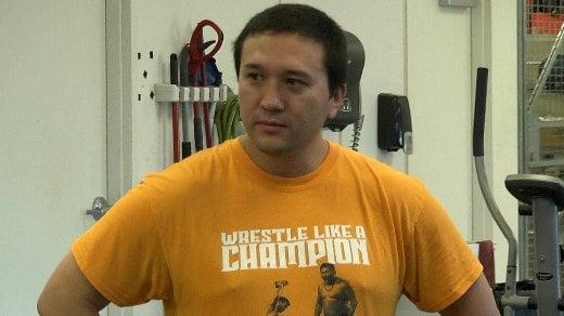 Alex Scontos has been coaching Virginia Foard for two years