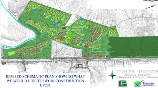 North Pointe preliminary site plan