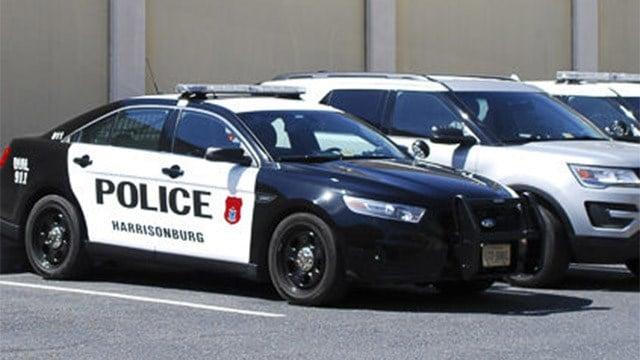 Harrisonburg Police Department (file photo)