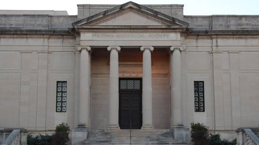 Virginia Historical Society (Photo courtesy architecturerichmond.com)