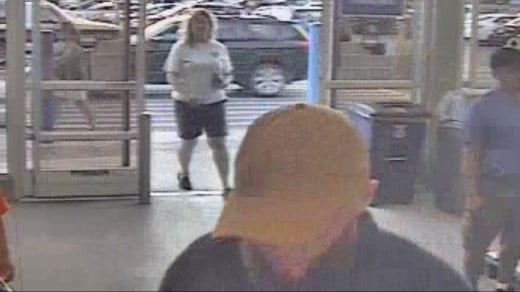suspect in credit card fraud case