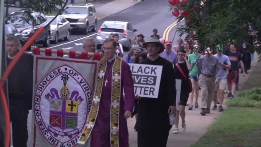 marchers of Charlottesville Clergy Collective