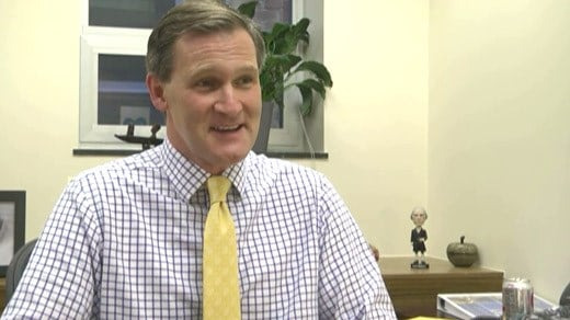 Charlottesville Mayor Mike Signer