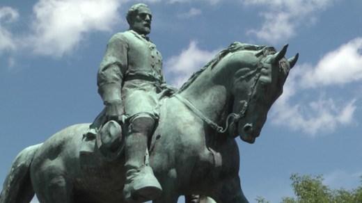 Robert E. Lee Statue in Charlottesville
