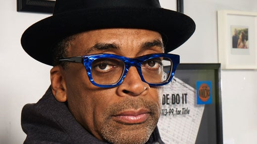 Spike Lee discusses race at the Virginia Film Festival