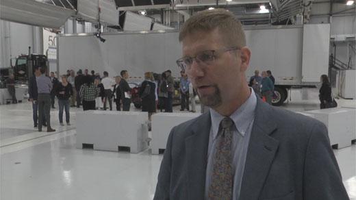 David Zuby with IIHS