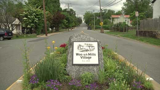 Woolen Mills neighborhood