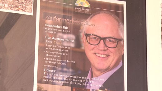 Ken Farmer promo poster