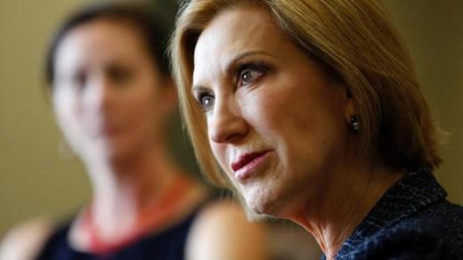 Carly Fiorina (Photo courtesy Associated Press)