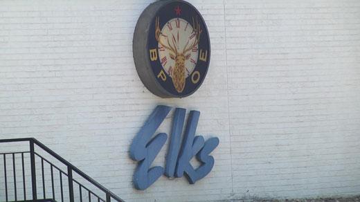 Elks Lodge 389 in Charlottesville