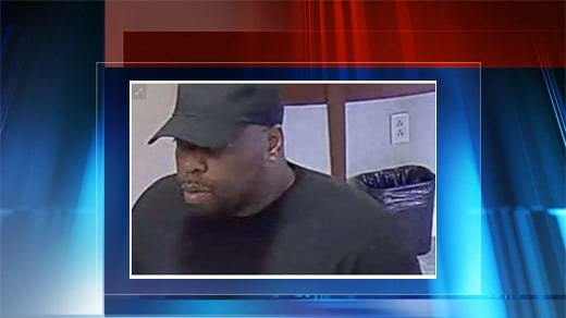 Federal Bureau of Investigation seeking suspect in bank robberies in the Richmond area
