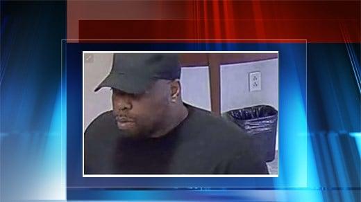Federal Bureau of Investigation seek serial bank robber in Virginia