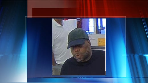 No Frills Bandit at Wells Fargo Bank in September
