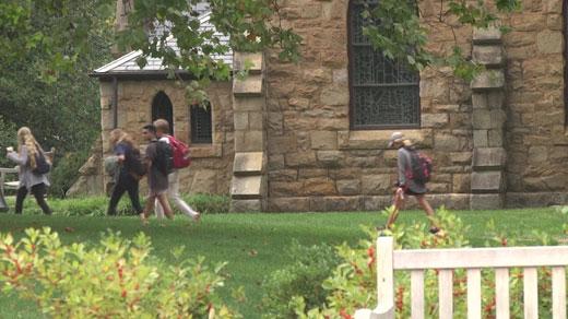 UVA Christian ministries met on Sept. 11