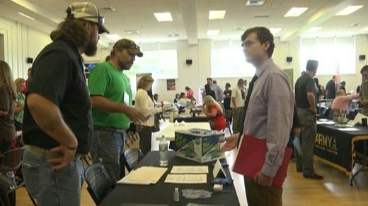 The Veteran and Community Job Fair