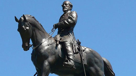 Lee Statue in Richmond courtesy of Wikipedia (file photo)