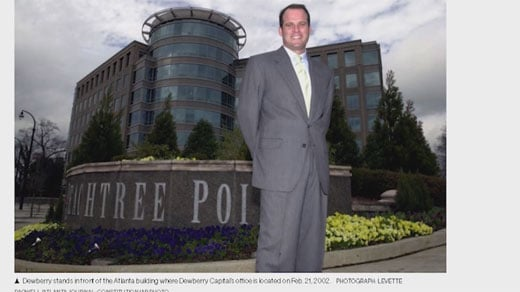 Bloomberg Calls Real Estate Developer John Dewberry 'Emperor of Empty Lots'