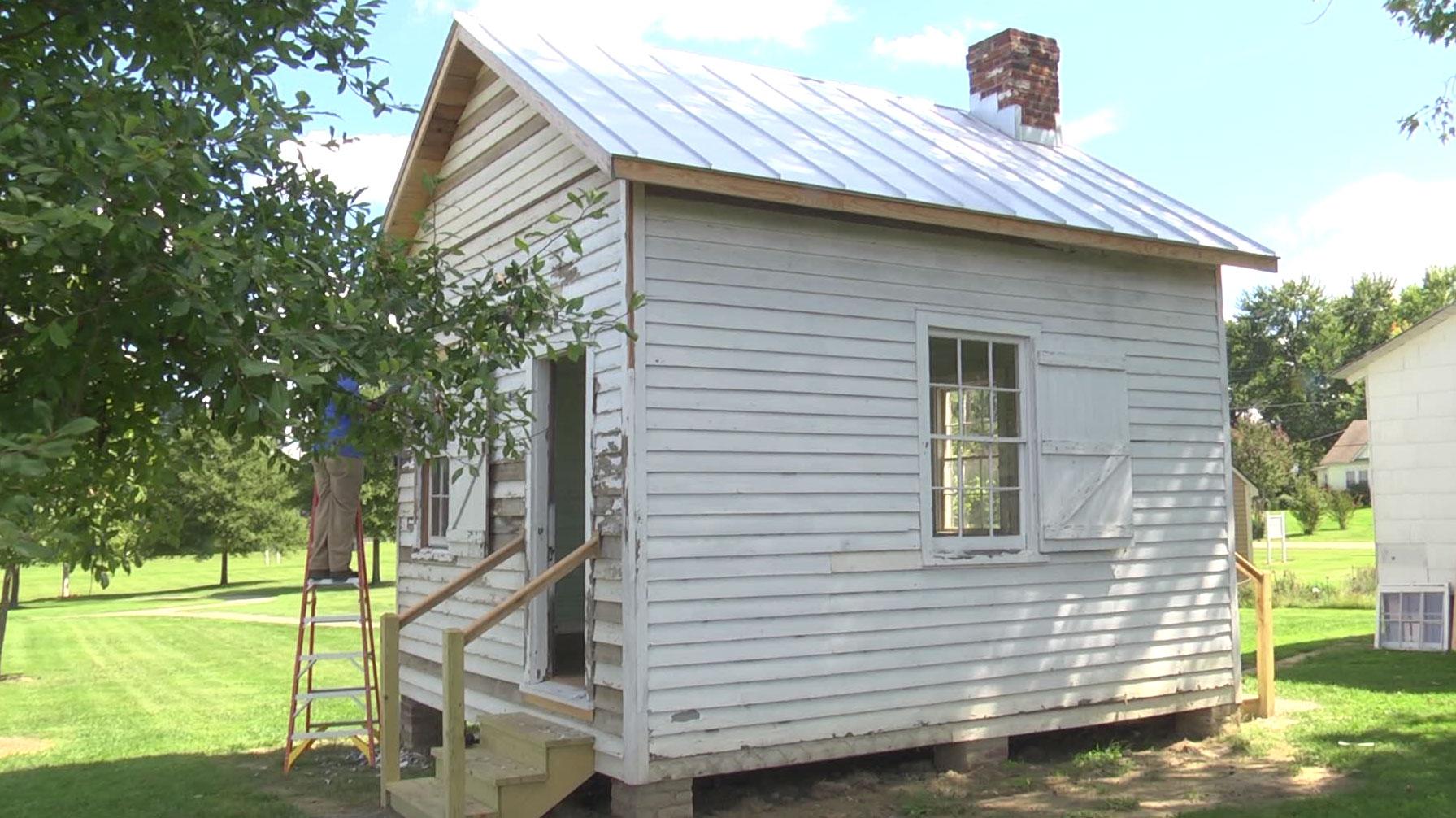 Trevilians schoolhouse