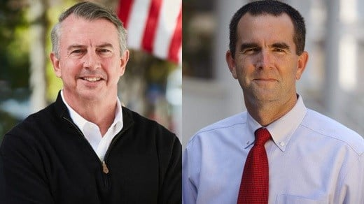 Northam leads Gillespie by 6 points in latest CNU poll