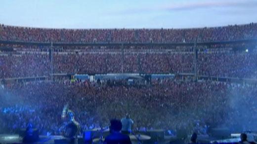 The Stage At Scott Stadium