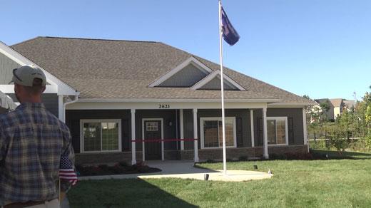 Blanchard's new home in Crozet
