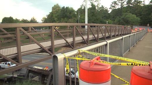 Dairy Road Bridge will close temporarily on Sunday, Oct. 1