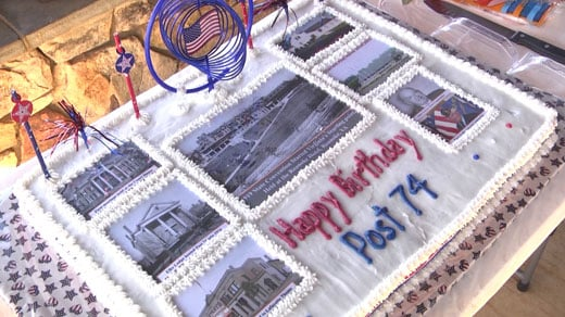 American Legion Post 74 celebrates 98th birthday