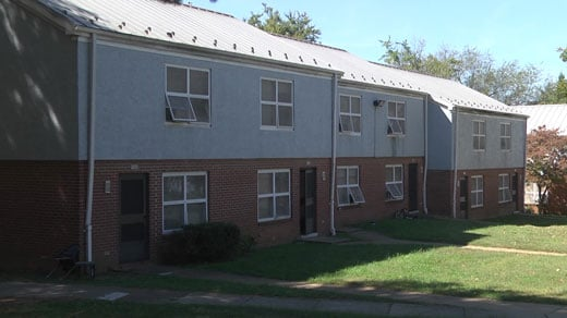 Public Housing in Charlottesville
